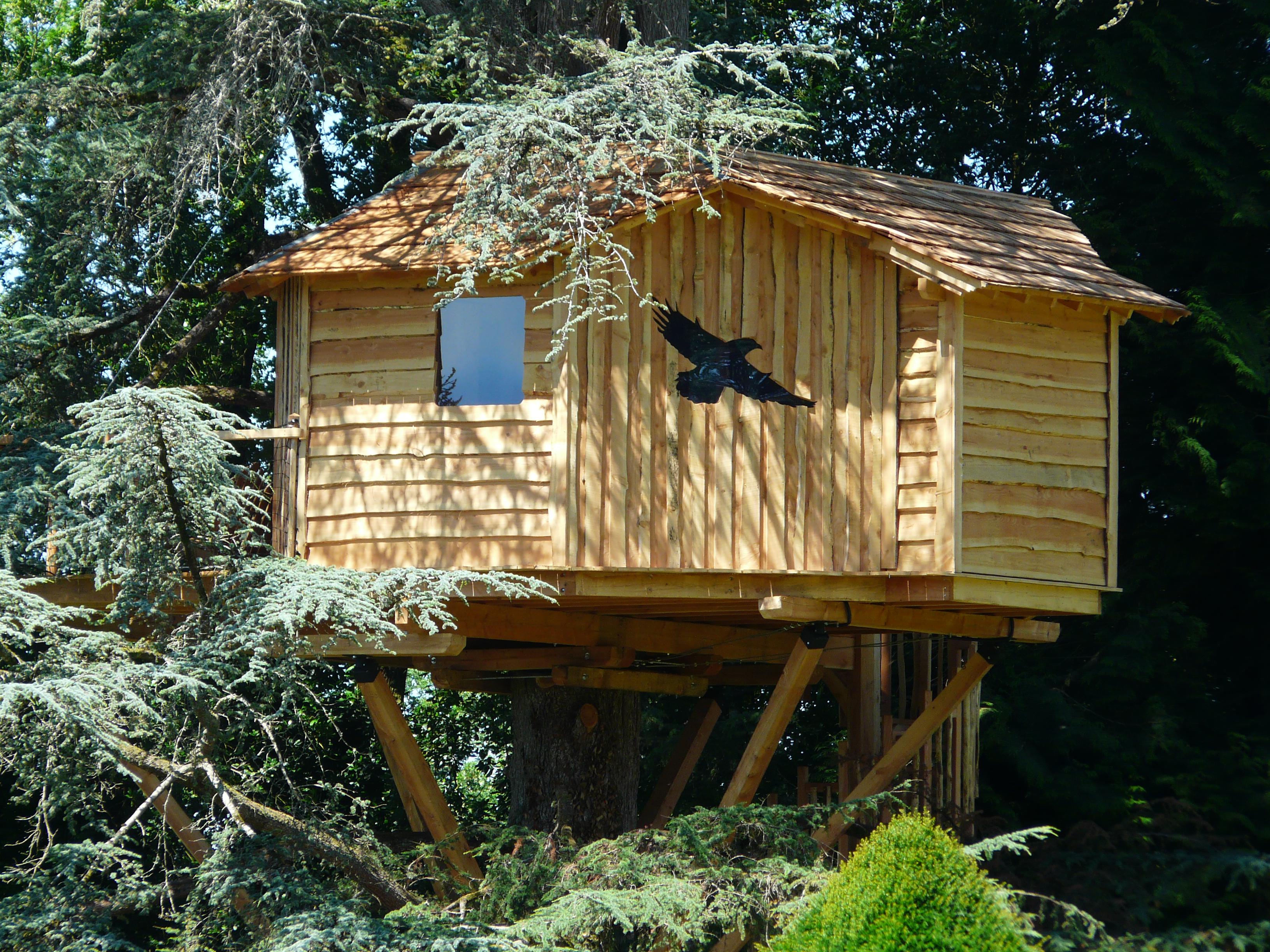 Cabaña de los Pirineos